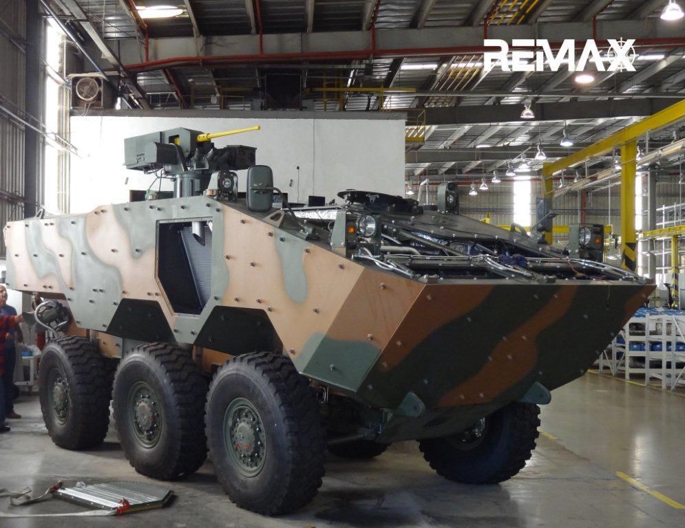 Guarani para el ejército argentino - Página 2 A2